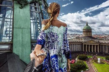 Assistente de cidade pessoal em São Petersburgo