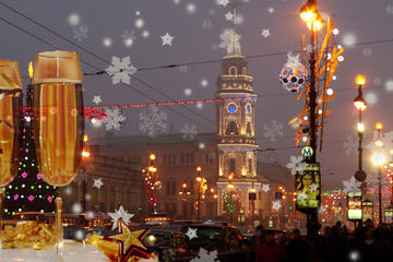stpetersburg christmas city tour package - Russia Christmas