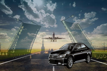 Transfer from Pulkovo Airport to a desired destination in...