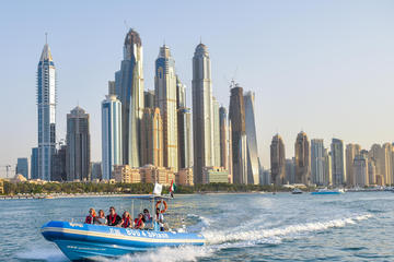 Speed Boat Tour: Dubai Marina...