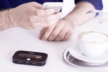 Vienna WiFi - rentable mobile WiFi hotspot