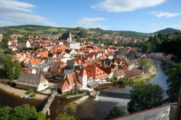 Dagstur fra Praha til Český Krumlov