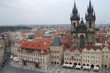 Excursão turística pela cidade de Praga