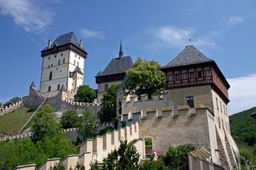Excursion d'une demi-journée au château de Karlstejn au départ de...