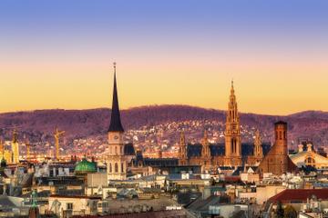 Excursion indépendante de 6nuits en train: Prague, Vienne et...