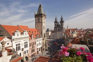 Experiência de 2 noites em Praga com excursão pelos destaques da...