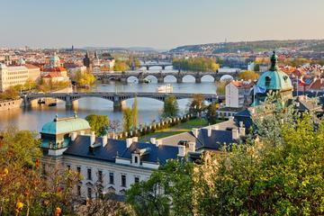 Praga in un tour turistico di una giornata