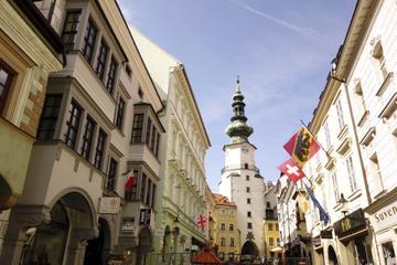 Visite privée: visite de Bratislava...