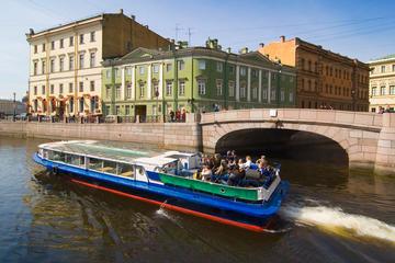 1-stündige private Bootsfahrt entlang der Flüsse und Kanäle