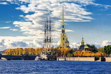 St. Petersburg 2-Day Port Tour
