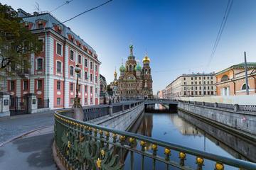 Landausflug St Petersburg: Ein Tag...