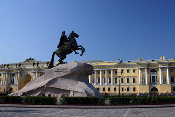 Shore Excursion: 2-Day St. Petersburg City Explorer including Faberge...