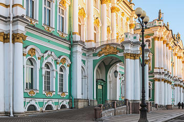 Shore Excursion: 2-Day St. Petersburg City Explorer including Faberge...