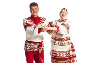 St. Petersburg Folk Show at...