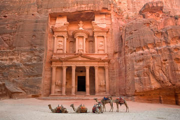 02 Days with 01 overnight Petra and Wadi Rum Tour from Eilat Border