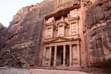 03 Days - 02 Nights Petra & Wadi Rum Tour from Eilat Border