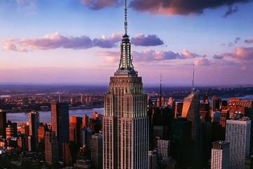 Empire State Building-kaartjes - observatiedek en optioneel wachtrij ...