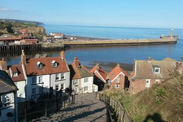 North York Moors and Whitby in Winter...