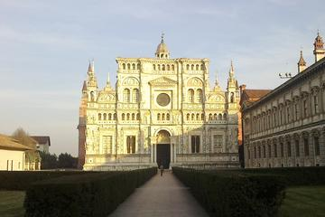 Day Trip to Pavia and Oltrepo Pavese...