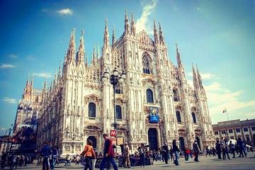 Milan City Tour with The Scala Theatre