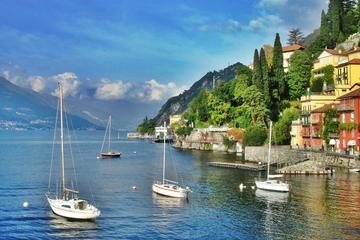 Private Tour: Lake Como Romantic Cruise from Milan
