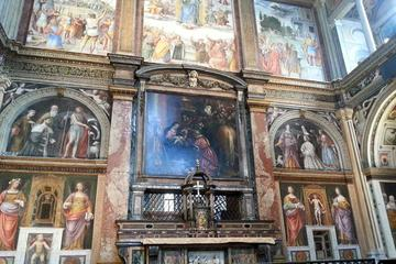 The Last Supper Tour plus Visit to San Maurizio Church