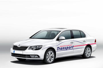 Private Transfer from Prague Airport to the City Centre