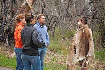 Tour delle Blue Mountains, compresa un'esperienza aborigena da Sydney