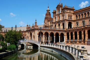 Seville In One Day: Santa Cruz Quarter, Royal Alcazar Palace, Seville...