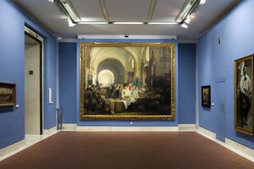 Tour Museum der feinen Künste Sevilla mit Tapas Mittagessen