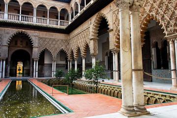 Tour panoramico di Siviglia: palazzo reale di Alcazar, Plaza de