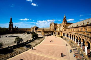 Tour panoramico mattutino classico o storico di Siviglia