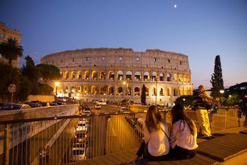Colosseum Underground Night Tour with Aperitivo