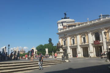 Capitoline Museums Marvels - Roman History from Beginning to End