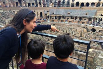 Skip the Line - Colosseum and Ancient Forum Tour
