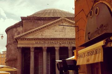 Twilight Rome Walking Tour: Pantheon, Spanish Steps, and Trevi Fountain
