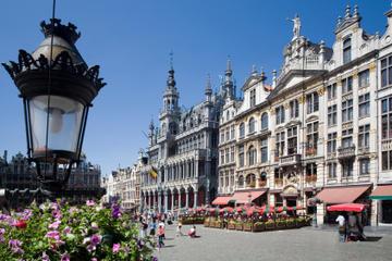 Brüssel Super Saver: Brüssel Sightseeing Tour und halbtägiger Ausflug...