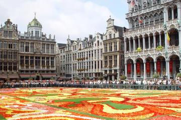 Excursão turística por Bruxelas incluindo o Parlamento Europeu