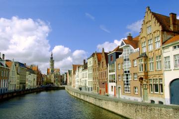 Gent og Brygge heldagstur fra Bruxelles