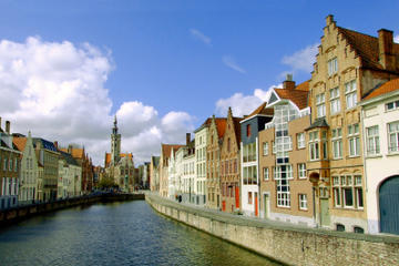 Ghent and Bruges Day Trip from...