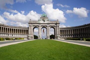 Halbtägige Stadtrundfahrt durch Brüssel