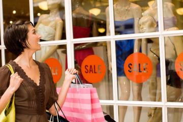 Sortie shopping libre aux magasins d'usine de luxe de Maasmechelen...