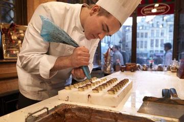 Visita turística de 3 horas del chocolate de Bruselas