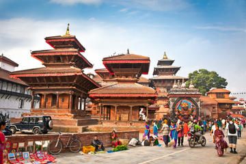 Full Day Kathmandu Valley Sightseeing Tour including Kritipur the...