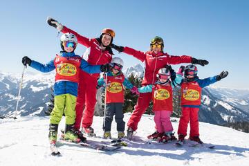 6-dages skiskole for grupper i Østrig
