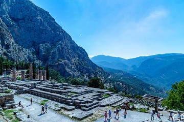 2-Day Private Tour: Delphi, Hosios Loukas, Coastline, Gorge, Food Experience