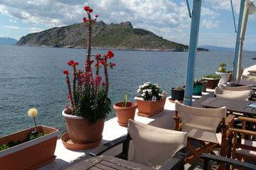 Aegina Island: Easiest Private Day Getaway to Sapphire Water & Fishing Villages