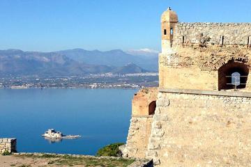 Peloponnese 3-Private-Days: Olympia-Sparta, Mountain Villages, Mycenae-Epidaurus