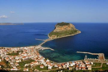 Peloponnese 3-Private-Days: Sparta-Mystras, Mani-Diros, Monemvasia, Mycenae-Epidaurus, Lunch
