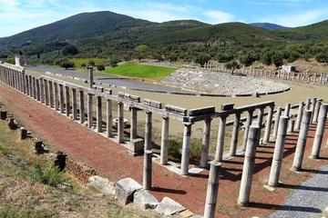 Peloponnese 5-Private-Days: Olympia-Sparta-Mycenae-Epidaurus-Messene-Mani-Diros-Monemvasia